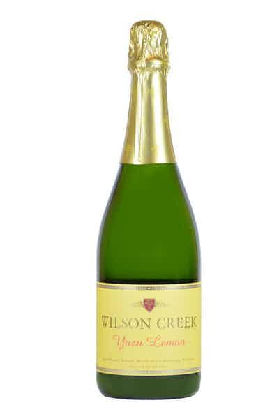 Wilson Creek Yuzu Lemon Sparkling
