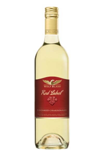 Wolf Blass Red Label Unwooded Chardonnay