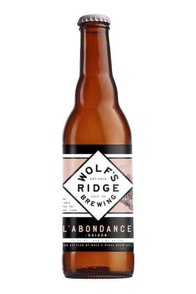 Wolf's Ridge L'Abondance