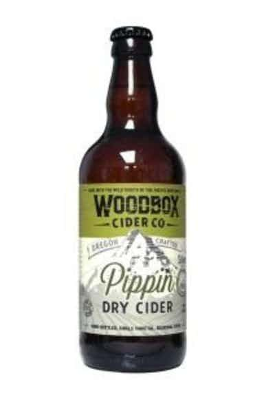 Woodbox Pippin Dry Cider