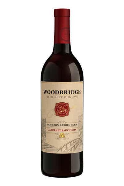 Woodbridge by Robert Mondavi Bourbon Barrel Aged Cabernet Sauvignon Red Wine