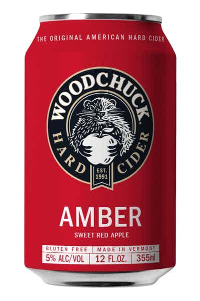 Woodchuck Amber Hard Cider