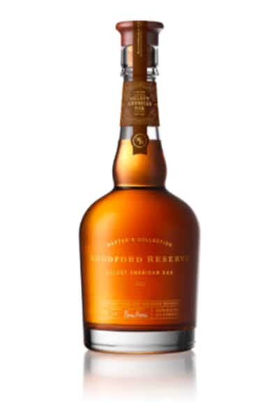 Woodford Reserve Master's Collection Kentucky Straight Bourbon Whiskey Select American Oak