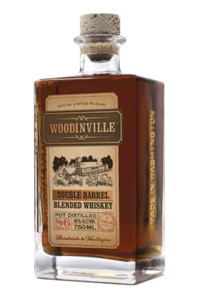 Woodinville Double Barrel Whiskey