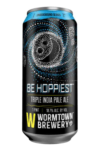 Wormtown Be Hoppiest Triple IPA