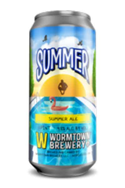 Wormtown Brewery Summer Ale