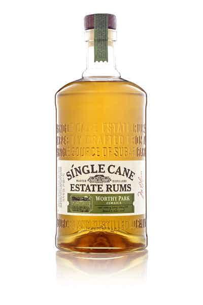 Worthy Park Single Cane Estate Hamilton Black Rum