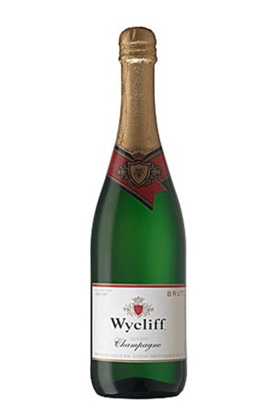 Wycliff Brut California Champagne