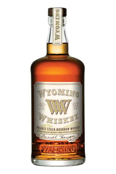 Wyoming Whiskey Private Stock