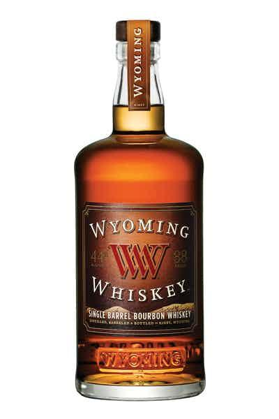 Wyoming Whiskey Single Barrel Straight Bourbon Whiskey