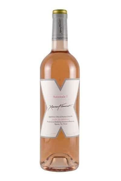 Xavier Flouret Cotes de Provence 'Nationale 7' Rosé