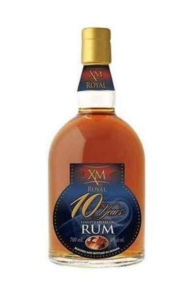 XM Royal Rum 10 Year