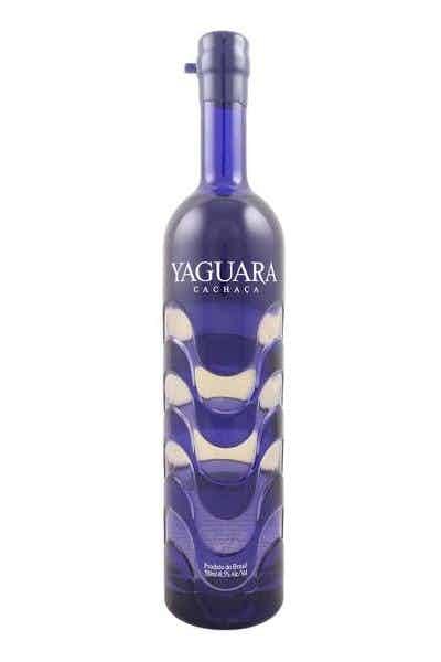 Yaguara Cachaca Azul