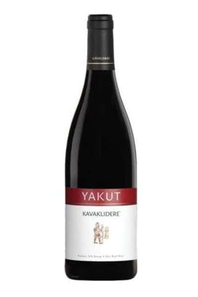 Yakut Dry Red Wine Turkey