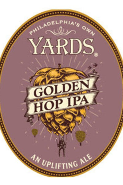 Yard's Golden Hop IPA