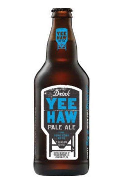 Yeehaw Pale Ale