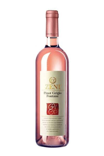 Zeni Pinot Grigio Ramato