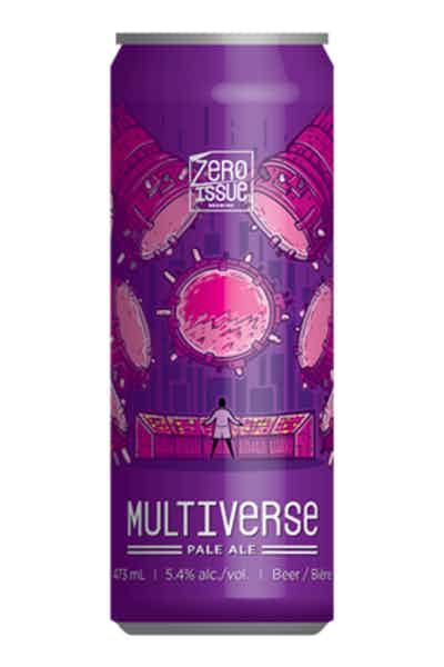 Zero Issue Multiverse Pale Ale