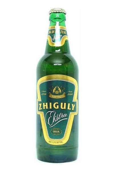 Zhiguly Ekstrta Beer