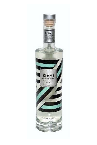 ZIAMI Platinum Rum