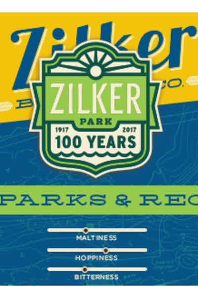 Zilker Brewing Parks & Rec Pale Ale