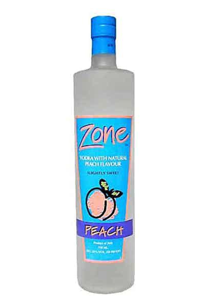 Zone Peach Vodka