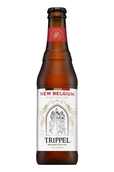 New Belgium Trippel Belgian Style Ale